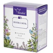 Bystrá mysl - bylinný čaj porcovaný