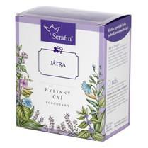 Játra - bylinný čaj porcovaný