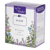 Klouby - bylinný čaj porcovaný