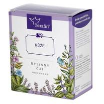 Kůže - bylinný čaj porcovaný