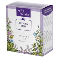 Ledviny ženy - bylinný čaj porcovaný