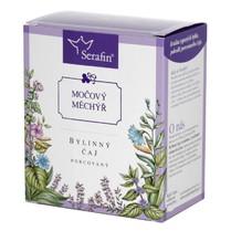 Močový měchýř - bylinný čaj porcovaný