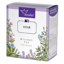 Páteř - bylinný čaj porcovaný