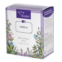 Střeva - bylinný čaj porcovaný