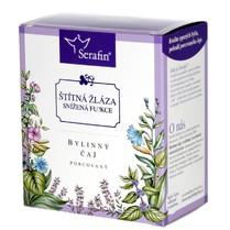 Štítná žláza snížená - bylinný čaj porcovaný