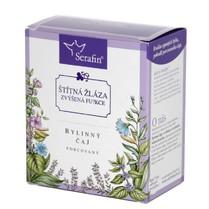 Štítná žláza zvýšená - bylinný čaj porcovaný