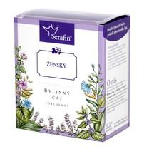 Ženský - bylinný čaj porcovaný