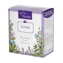 Žlučník - bylinný čaj porcovaný