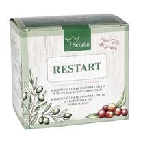 Restart - bylinný čaj sypaný a kapsle