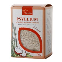 Psyllium s přírodním aromatem - kokos 100 g