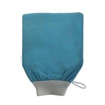 Peelingová rukavice Kessa - modrá