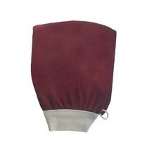 Peelingová rukavice Kessa - bordó