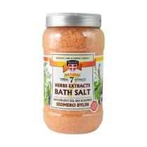 Sůl do koupele sedmero bylin
