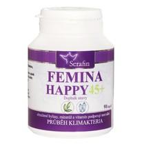 Femina happy 45+ - přírodní kapsle