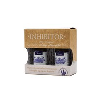 Inhibitor - při nadměrnému růstu chloupků