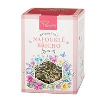 Nafouklé břicho - bylinný čaj sypaný