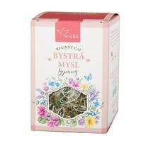 Bystrá mysl - bylinný čaj sypaný