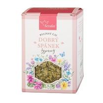 Dobrý spánek - bylinný čaj sypaný