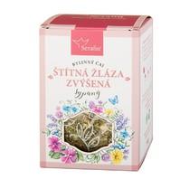 Štítná žláza zvýšená - bylinný čaj sypaný