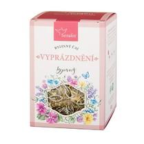 Vyprázdnění - bylinný čaj sypaný