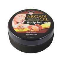Argan olej máslo tělové 200 ml