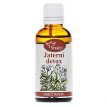 Jaterní detox TS 50 ml