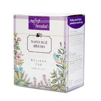 Nafouklé břicho - bylinný čaj porcovaný