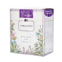 Vyprázdnění - bylinný čaj porcovaný