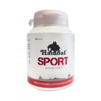 Sport - před sportovním výkonem - přírodní kapsle