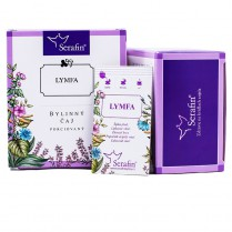 Lymfa - bylinný čaj porcovaný