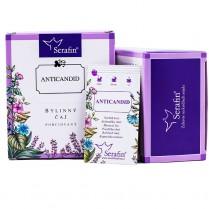Anticandid - bylinný čaj porcovaný