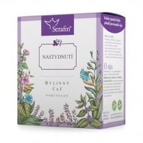 Nastydnutí - bylinný čaj porcovaný