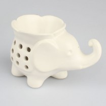 Keramická aroma lampa slon