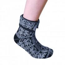 Ponožky Peruánky šedé