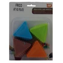 Sada silikonových forem Trojůhelník